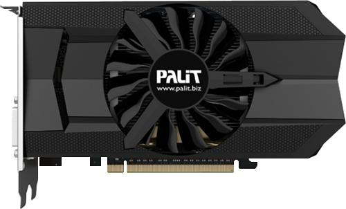 Palit GeForce GTX 650 Ti Boost 1GB