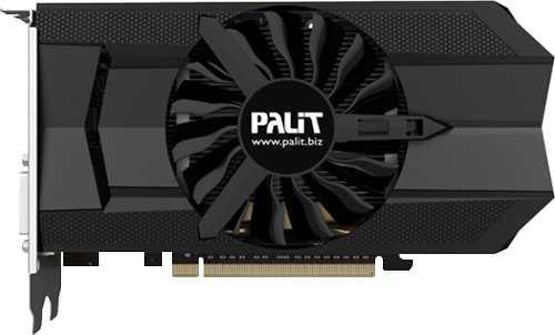 Palit GeForce GTX 650 Ti Boost 2GB