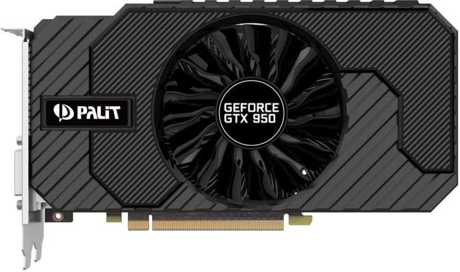 Palit GeForce GTX 950 StormX