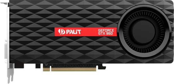 Palit GeForce GTX 960 OC