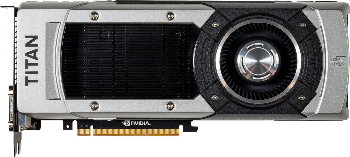 Palit GeForce GTX Titan Black