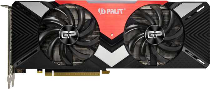 Palit GeForce RTX 2080 GamingPro OC