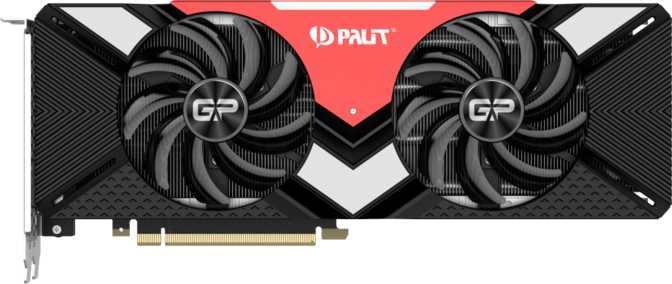 Palit GeForce RTX 2080 GamingPro