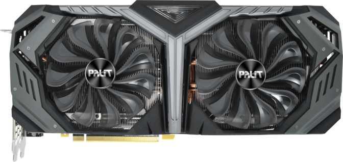 Palit GeForce RTX 2080 Super GameRock Premium