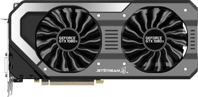 ≫ MSI GeForce RTX 2070 Gaming X vs Palit GTX 1080 Ti JetStream