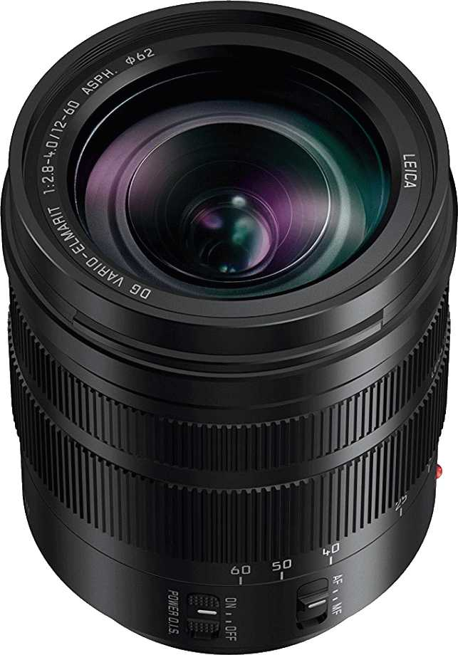 Panasonic Leica DG Vario-Elmarit 12-60mm f/2.8-4.0 ASPH Power OIS
