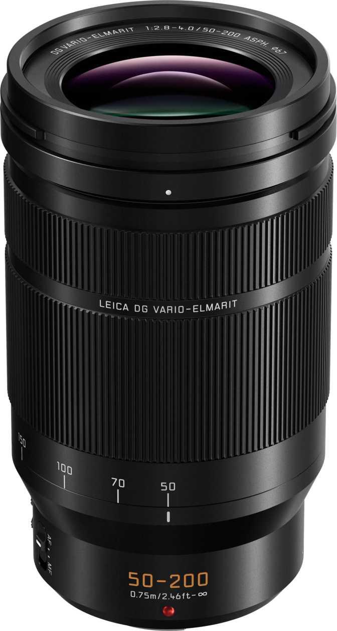 Panasonic Leica DG Vario-Elmarit 50-200mm f/2.8-4.0 ASPH Power OIS