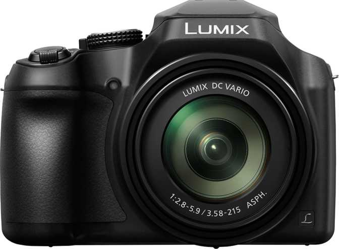 Panasonic Lumix DMC-FZ80