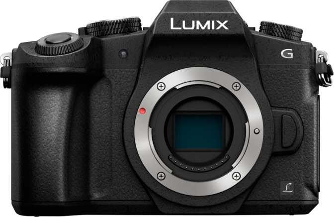Panasonic Lumix DMC-G80