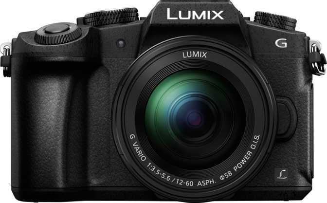 Panasonic Lumix DMC-G85 + Panasonic Lumix G Vario 12-60mm F3.5-5.6 ASPH Power OIS