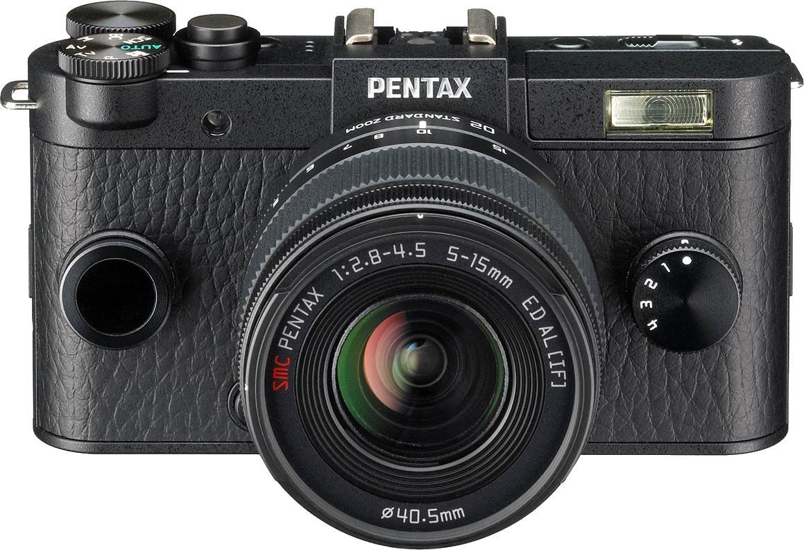 Pentax Q-S1 + 02 Standard Zoom