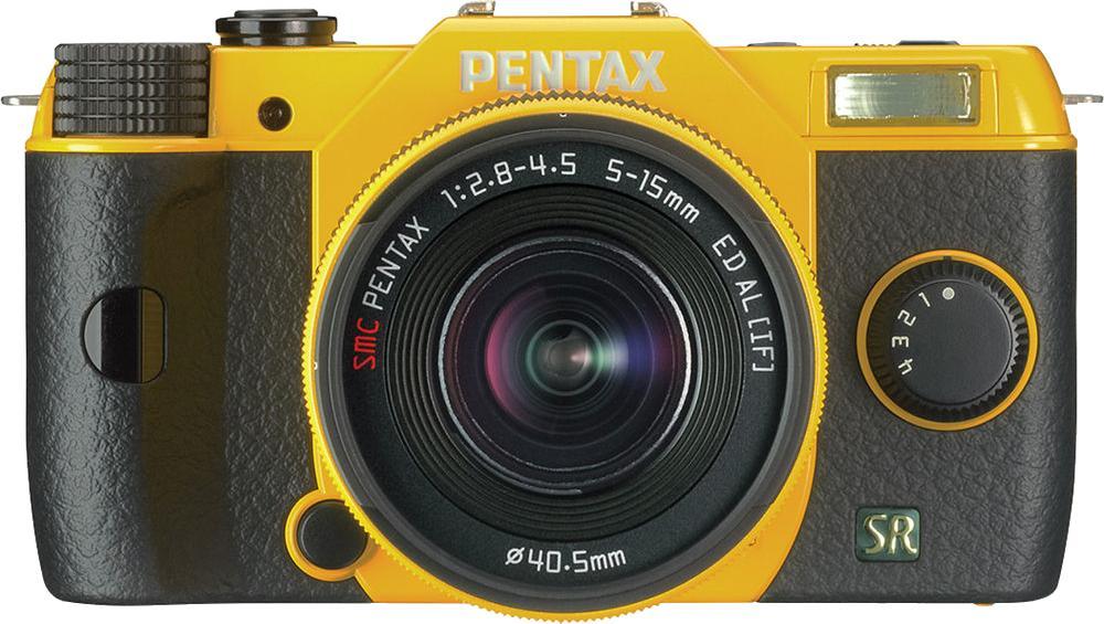 Pentax Q7 + Pentax 5-15mm f/2.8-4.5