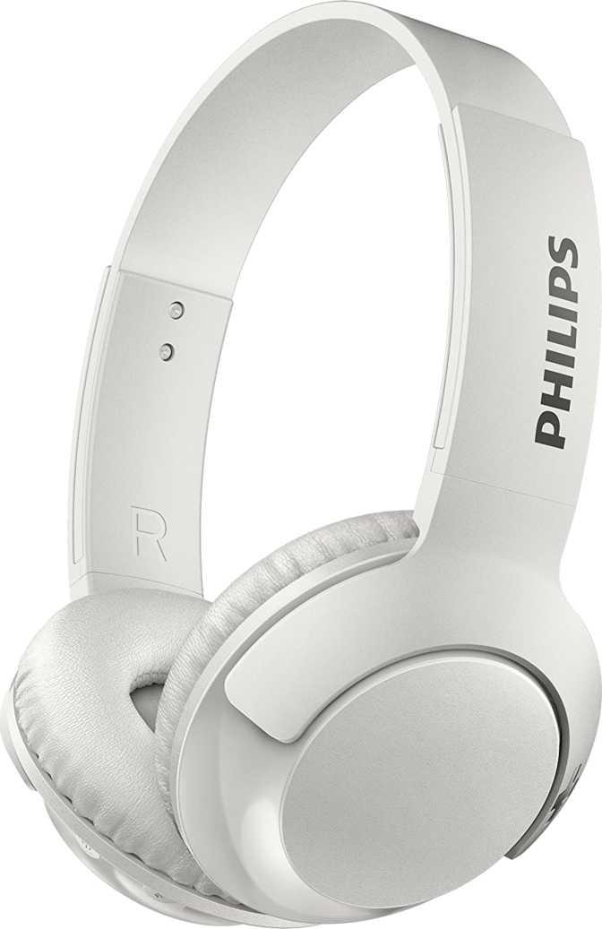 Philips Bass+ SHB3075WT
