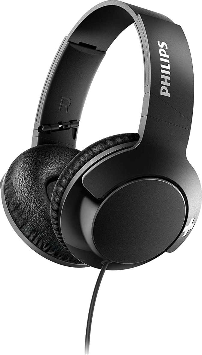 Philips Bass+ SHL3175BK