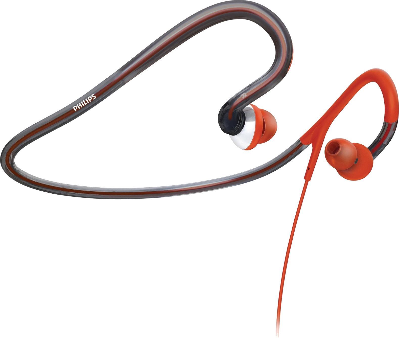 Philips Neckband Headphones SHQ4000/28