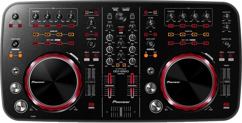 Pioneer DDJ-ERGO-K Limited