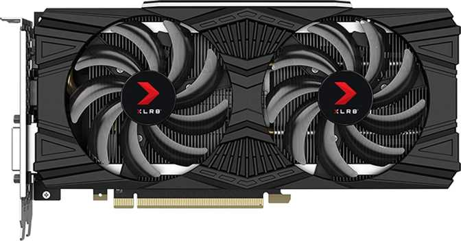 PNY XLR8 GeForce RTX 2060 Gaming OC