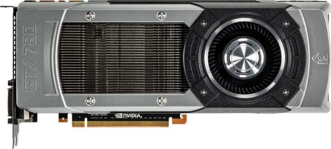 Point of View GeForce GTX 780