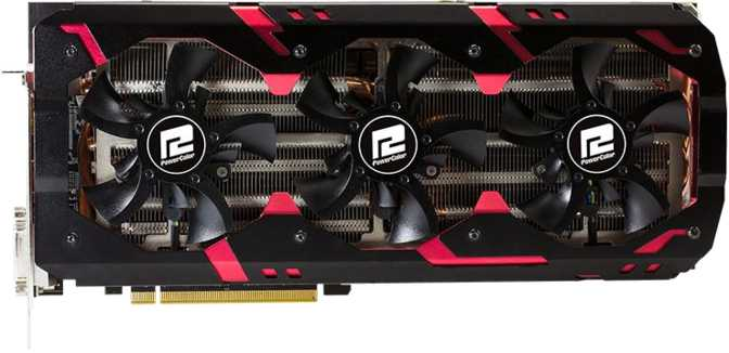 PowerColor Devil 13 Dual-Core R9 390