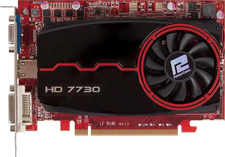 PowerColor HD 7730 1GB DDR3