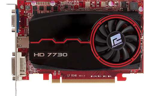 PowerColor HD 7730 2GB DDR3