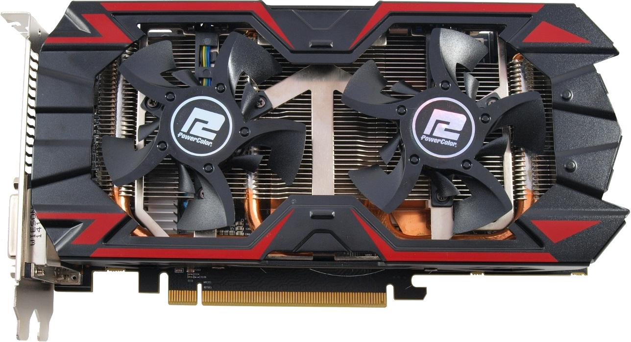 PowerColor PCS Plus Radeon R9 380