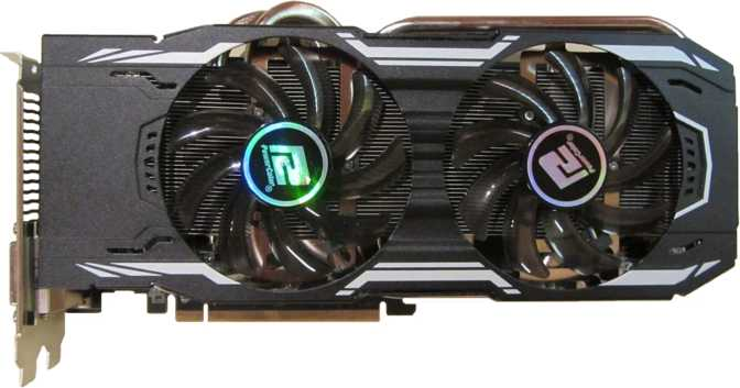 PowerColor PCS Plus Radeon R9 380X Myst Edition