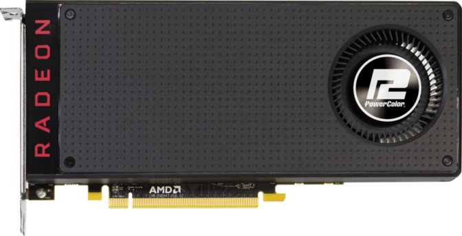 PowerColor Radeon RX 480 8GB