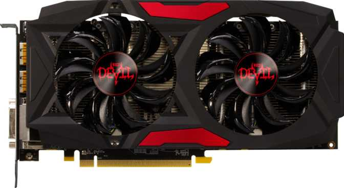 PowerColor Red Devil Radeon RX 470