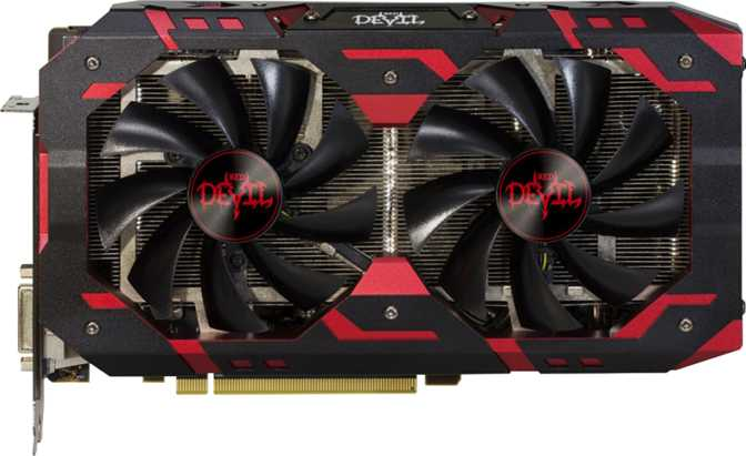 PowerColor Red Devil Radeon RX 580 Golden Sample