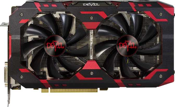 PowerColor Red Devil Radeon RX 590 OC V2