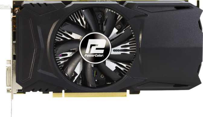 PowerColor Red Dragon Radeon RX 560 OC 4GB