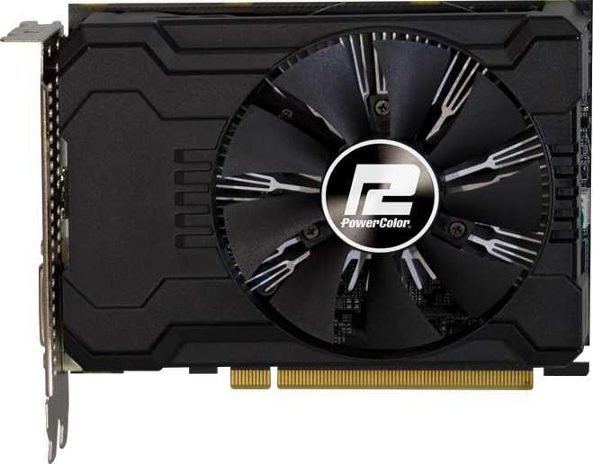 PowerColor Red Dragon Radeon RX 560 OC V3 2GB
