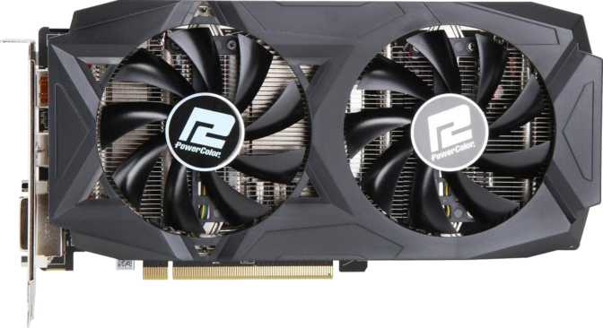 XFX RX-590P8DFD6 Radeon Rx 590 Fatboy 8GB OC 1600MHz DDR5 3xDP HDMI DVI Cards