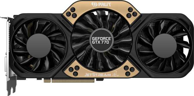 Palit GeForce GTX 780 JetStream