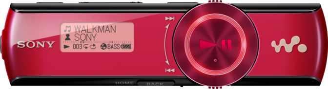 Sony NWZ-B173