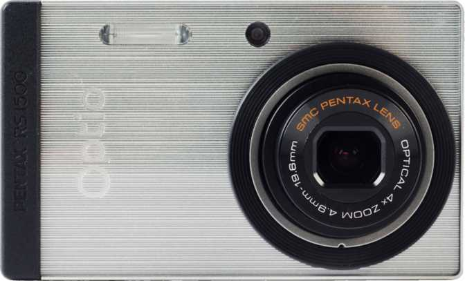 Pentax Optio RS1500