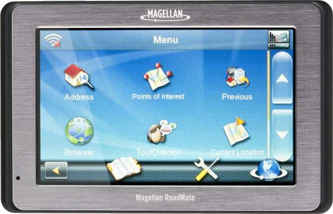 Magellan RoadMate 5175T-LM