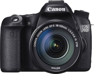 Canon EOS 70D + Canon  EF-S 18-135mm f/3.5-5.6 IS STM