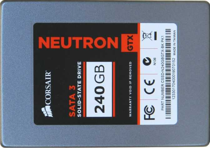 Corsair Neutron GTX 240GB