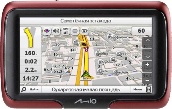 Mio Moov S401
