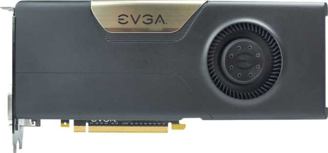 EVGA GeForce GTX 780 w/ EVGA Cooler