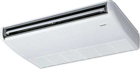 Panasonic Ceiling-Suspended Heat Pumps U-36PE1U6