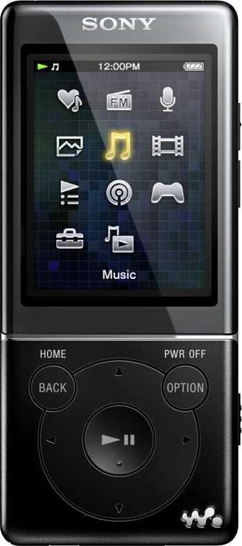 Sony NWZ-E473K