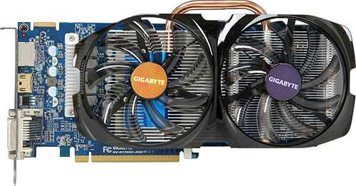Gigabyte HD 7790 OC 2GB