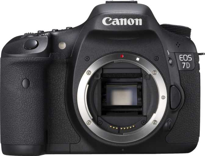 ≫ Canon EOS 7D vs Canon EOS 80D: What is the difference?