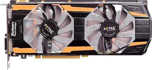 Zotac GeForce GTX 650 Ti Boost Perak