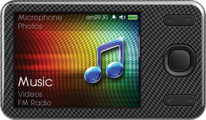 Creative ZEN X-Fi Style 8GB