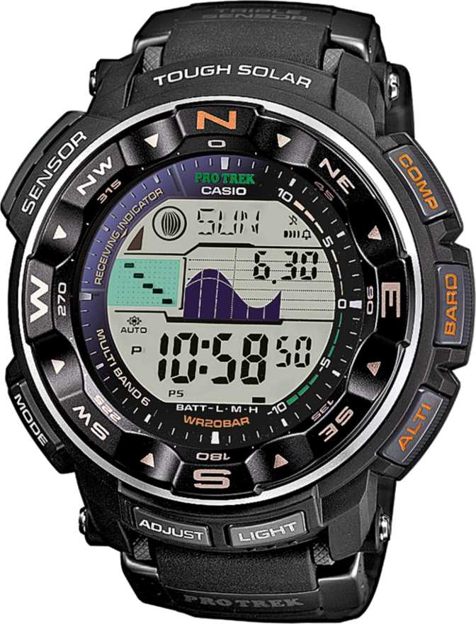 Casio PRW2500-1