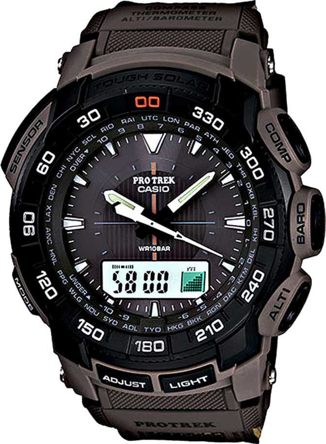 Casio PRG550B-5